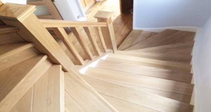 house refurbishment stairs - Builders Penge and Crystal Palace
