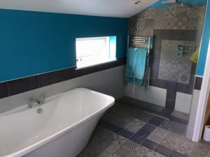 bathroom renovations installation